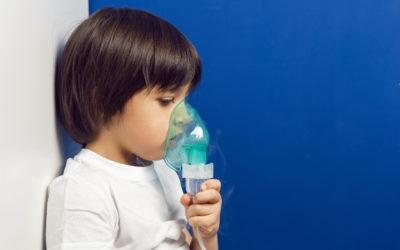 ¿Tienes un ataque de asma?
